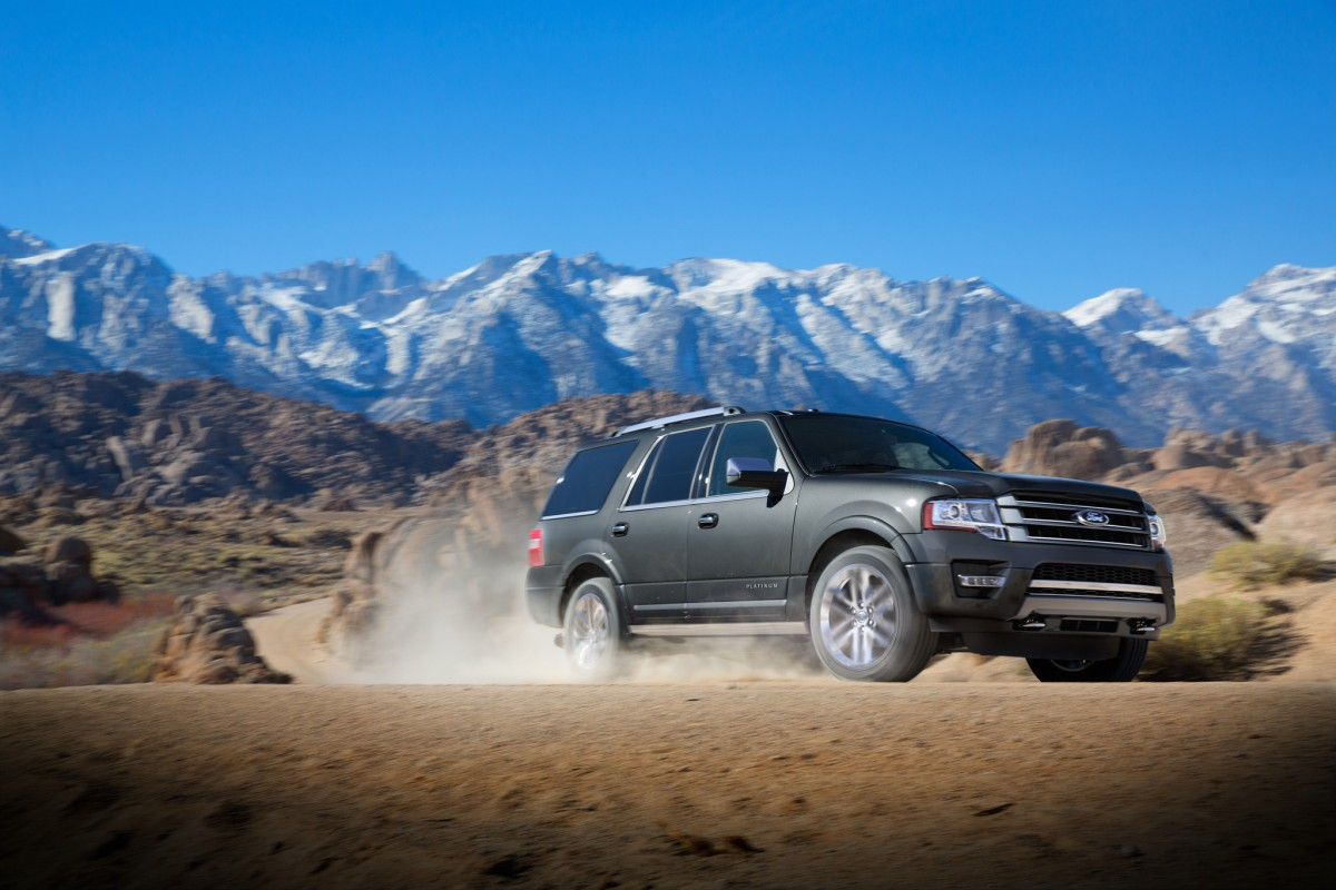 2018 Expedition Rumors Include Aluminum Design & EcoBoost Engine