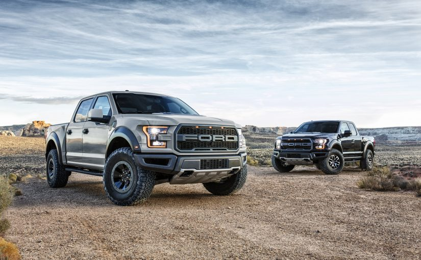 New Ford F-150 Raptor is Reaching a Global Audience
