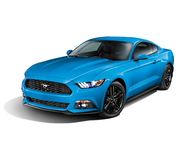 The 2017 Ford Mustang