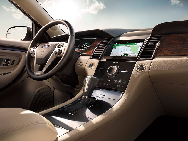 SYNC 3 Update - 2016 Ford Taurus Interior - Tropical Ford Blog