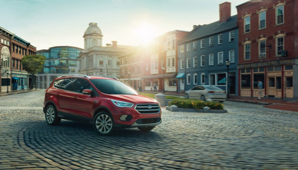 2018 Ford Escape - tropical ford blog