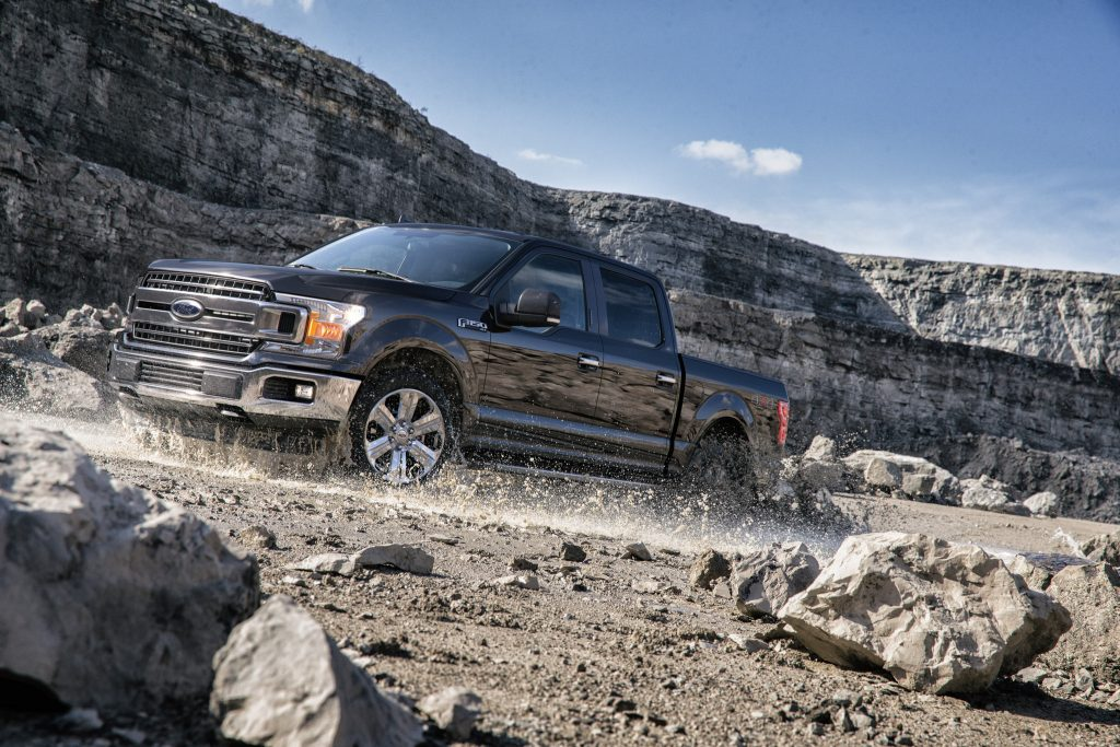 2018 F-150 awards - Tropical Ford