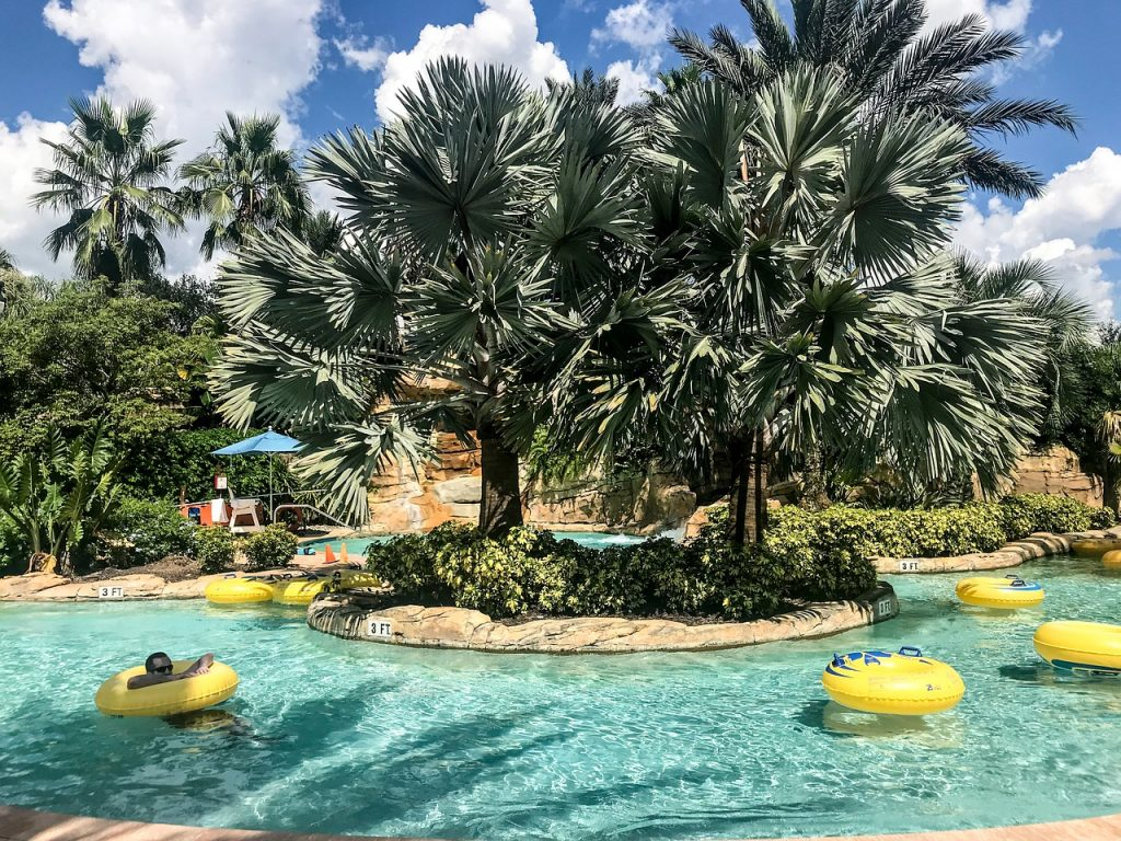 Lazy river - Omni Hotel and Resort | Tropical Ford | Orlando, FL