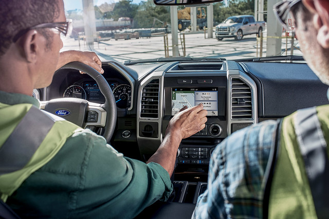 Optimize Your Commute | Ford F-150 Interior | Tropical Ford Blog | Orlando, FL