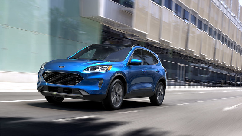 2020 Ford Escape Safety | Tropical Ford Blog | Orlando, FL