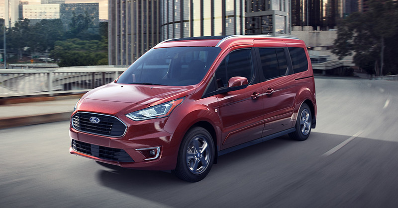 2020 Ford Transit Connect | Active Park Assist Tech | Tropical Ford | Orlando, FL