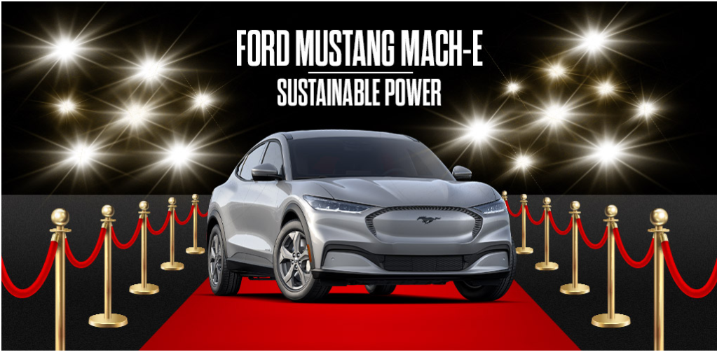 2021 Ford Mustang Mach-E | Tropical Ford | Orlando, FL