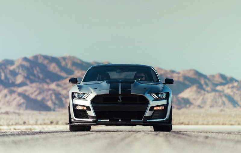 Design Your Own 2020 Mustang Shelby GT500 with This Online Configurator